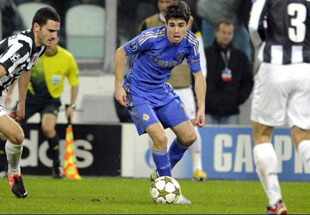 TEAM NEWS: Oscar benched again & Romeu replaces Mikel for Chelsea against Nordsjaelland