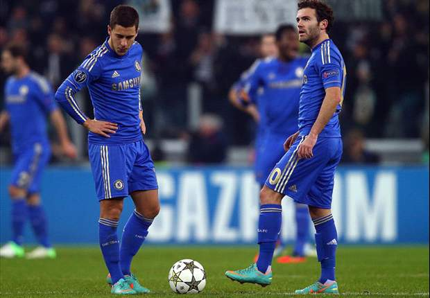 Di Matteo doubts intensify as Chelsea's European lucky streak ends in embarrassment