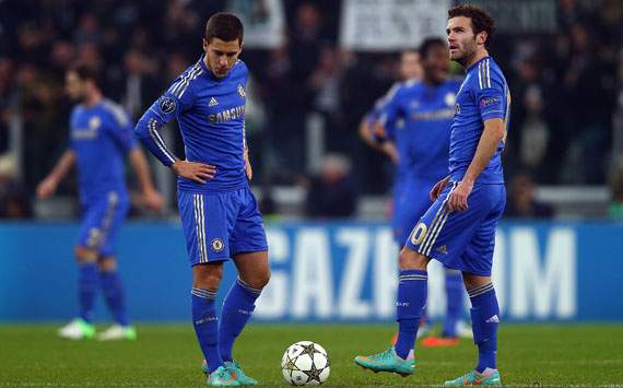 Di Matteo sacking shows football is hard and unjust, says Chelsea star Mata