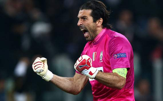Buffon reflects on 'beautiful' 2012