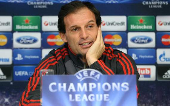 Allegri: Qualification will be decided on matchday 6