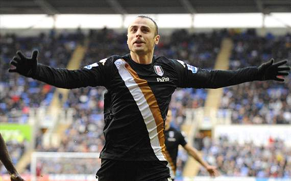 Berbatov class key to Fulham revival - Sidwell