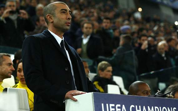 Roberto Di Matteo es destitudo como entrenador del Chelsea