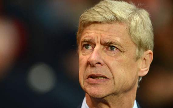 CL - Arsenal FC v Montpellier Herault SC, Arsene Wenger