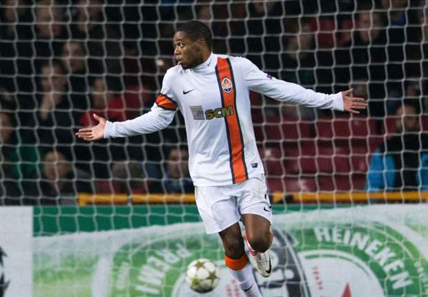 Luiz Adriano: I am very sorry about my goal