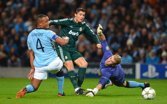 Hart rues sloppy defending and poor refereeing for Manchester City's Champions League exit