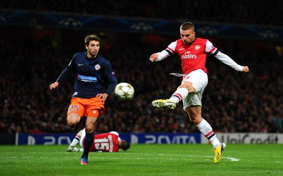 Podolski Arsenal