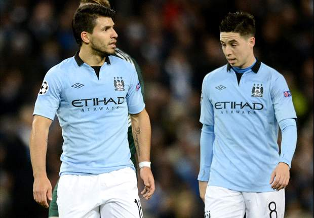 Word on the Tweet: Manchester City players positive despite Champions League exit while players react to Mexes wonder goal