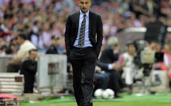 Thai Pep Guardiola