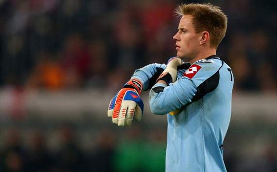 Ter Stegen Siap Gabung Barcelona