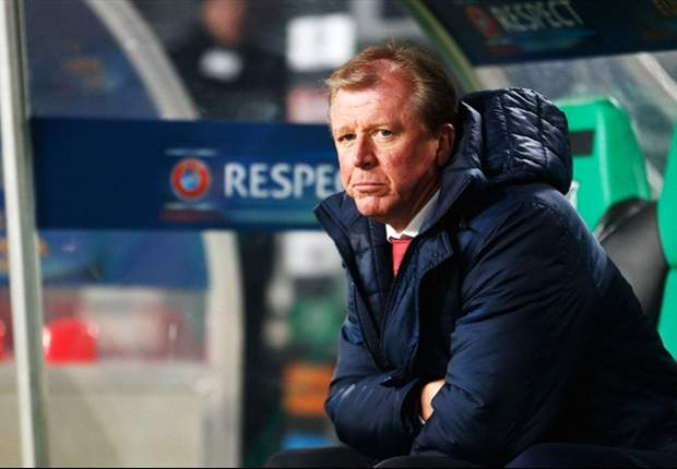 Steve McClaren parts company with FC Twente