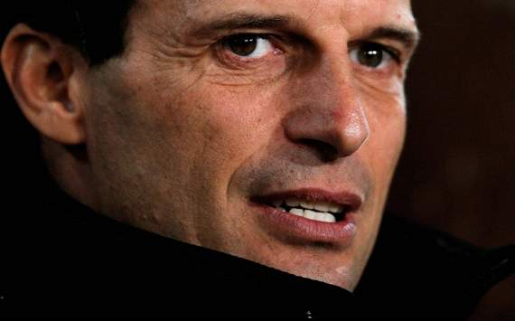 Allegri: AC Milan have nothing to lose in second half of season