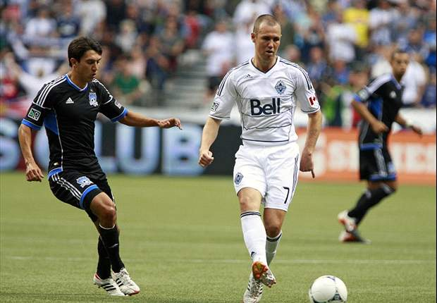 Whitecaps' Miller to train with Rangers