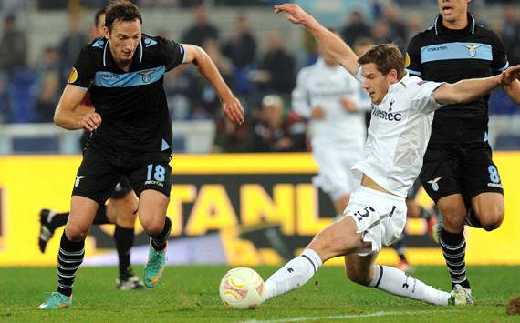 Tottenham and Lazio fined by Uefa following Europa League clash
