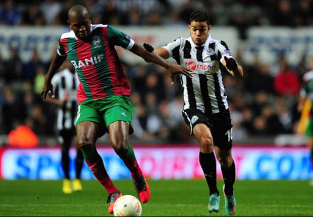 Everything is in place for Newcastle to win trophies, says Ben Arfa