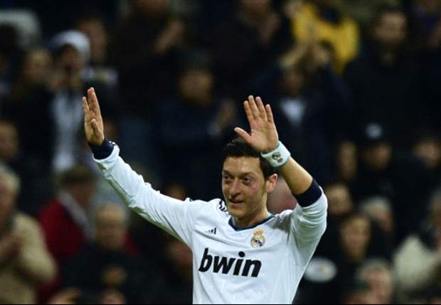 TEAM NEWS: Ozil replaces Modric for Real Madrid against Real Betis