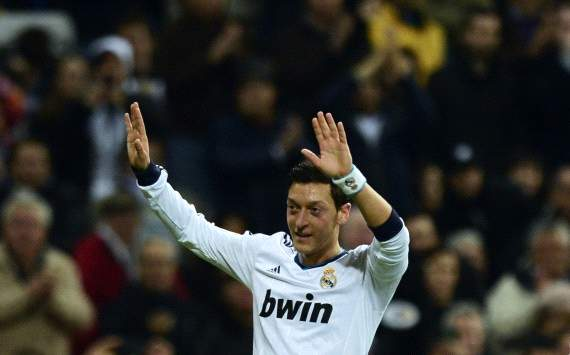 Real Madrid are still in the fight for the title - Ozil