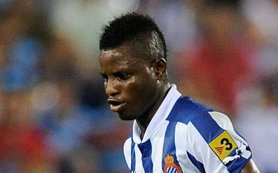 Wakaso: Mali's Seydou Keita is 'a normal player for me'