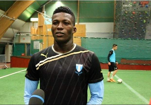 Kpando Heart of Lions' Benjamin Fadi signs three-year deal with Swedish giants Malmo FF