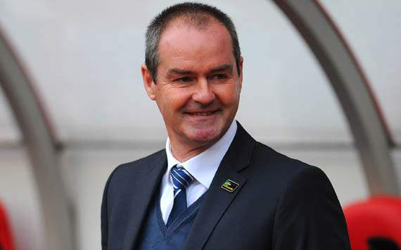 Steve Clarke,West Bromwich