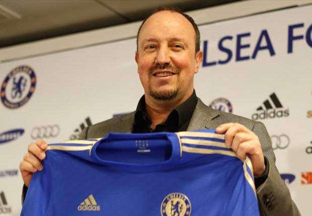 Benitez did not expect to be at Chelsea so soon after Di Matteo's sacking