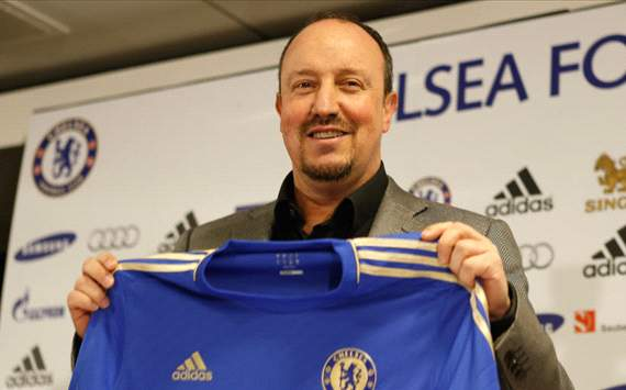 Rafael Benítez: Espero que Frank Lampard y Ashley Cole dejen Stanford Bridge cuando termine la temporada
