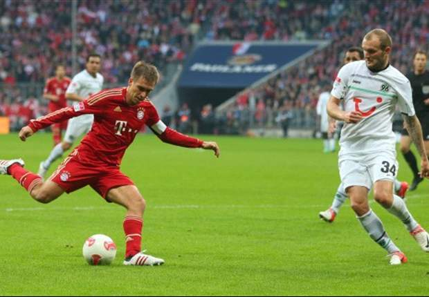 Lahm unhappy with Bayern Munich display against Greuther Furth