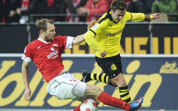 Gotze: I see no reason to leave Borussia Dortmund