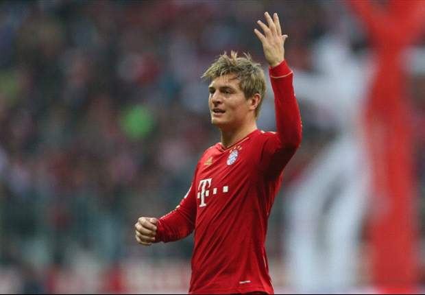 Kroos: I wouldn't be who I am today without Heynckes