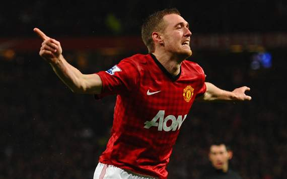 Darren Fletcher