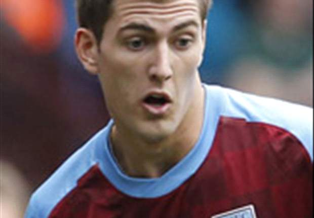 Aston Villa midfielder Gary Gardner returns to training