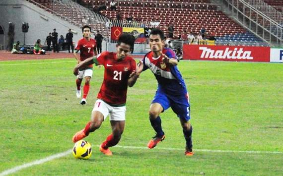 AFFSC Indonesia 2 - 2 Laos