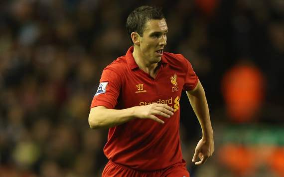 Capital One Cup Fourth Round; Stewart Downing; Liverpool Vs Swansea City