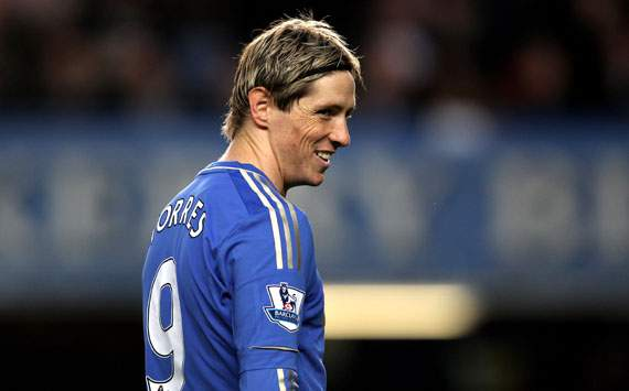 EPL - Chelsea and Manchester City, Fernando Torres