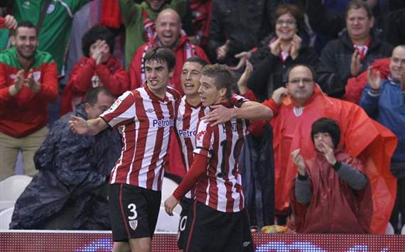 Aurtenetxe, De Marcos, Muniain - Athletic Bilbao