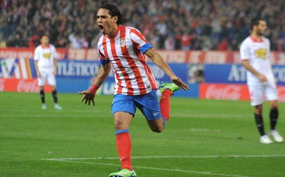 Falcao targeting Real Madrid scalp