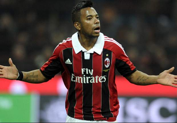 Robinho not leaving AC Milan, says Galliani