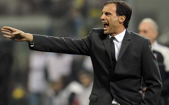 Allegri knows what AC Milan need, says Amelia