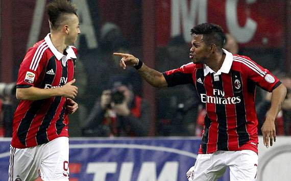Robinho &amp; El Shaarawy - Milan