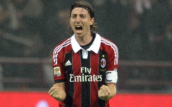Captain fantastic: Montolivo lays down AC Milan marker as Juventus are beaten again