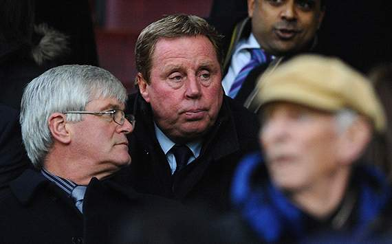 Redknapp: Beckham wished me luck but I have not discussed signing him for QPR