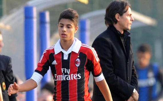 AC Milan to make request for 15-year-old Mastour to play in Serie A