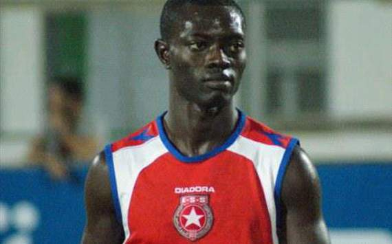 Etoile du Sahel's Uriah Asante out for four weeks over broken arm