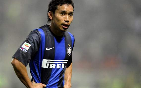 Nagatomo 'honoured' by Real Madrid link