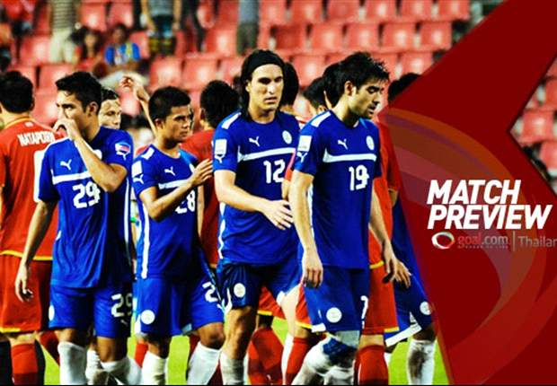 Understrength Philippines to take on Myanmar in first friendly match of 2013