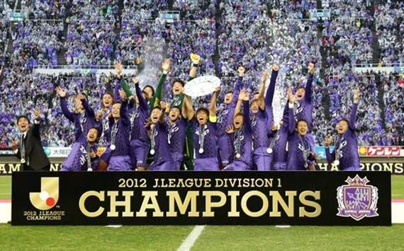Club World Cup 2012 Team Intros: Sanfrecce Hiroshima