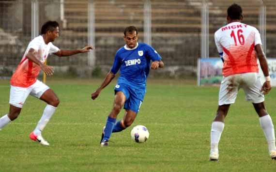 Samir Naik chooses Dempo over IMG-R