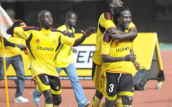 CECAFA 2012: Uganda 4-0 South Sudan: Cranes complete rout to finish unbeaten