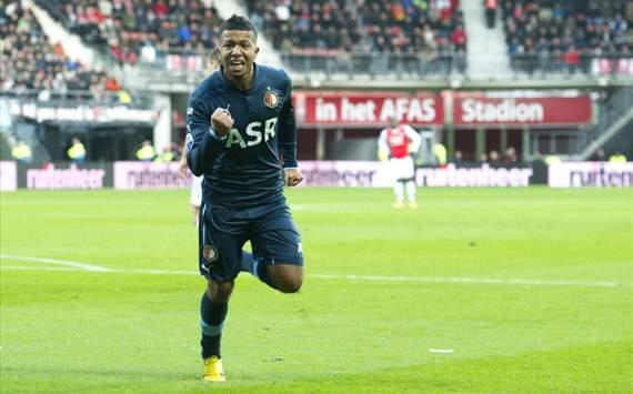 Tonny Vilhena, Feyenoord