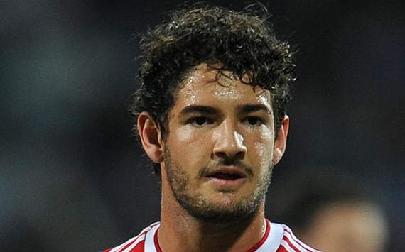 AC Milan have agreed Pato sale, claims agent